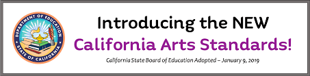 CA Arts Standards